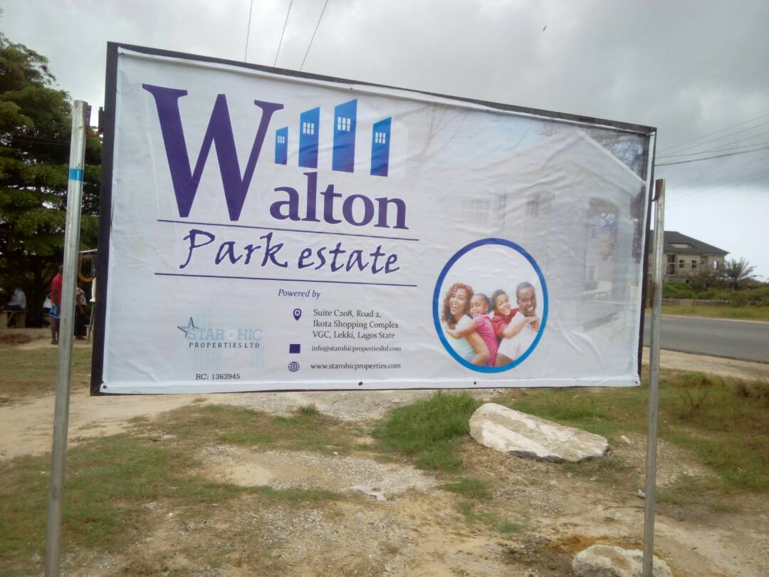Walton Park Estate, Another Haven from Starohic Properties Ltd